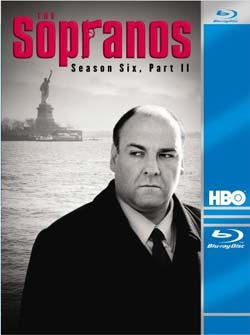 The Sopranos: Season 6 Part 2 (Blu-ray Disc)