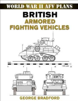 British Armored Fighting Vehicles (Paperback)