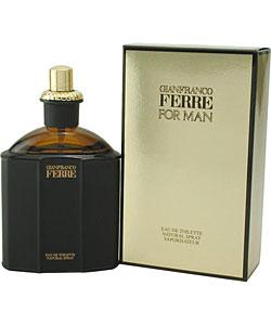Ferre by Gianfranco Ferre Men's 4.2-ounce Eau de Toilette Spray