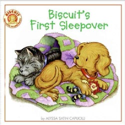 Biscuit's First Sleepover (Paperback)