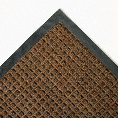 Super-Soaker Dark Brown Wiper Mat with Gripper Bottom at Sears.com