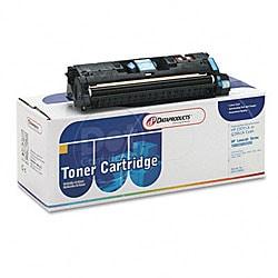 Cyan Toner Cartridge for HP Color LaserJet 1500-2500 (Remanufactured)