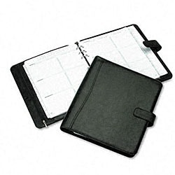 Black Day-Timer Monthly Personal Organizer Starter Set