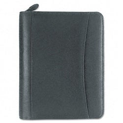 Franklin Looseleaf Nappa Leather 7-ring Classic Binder Organizer