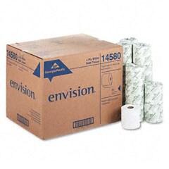 Georgia-Pacific Envision Single-ply Bathroom Tissue - 80 Rolls/ Carton