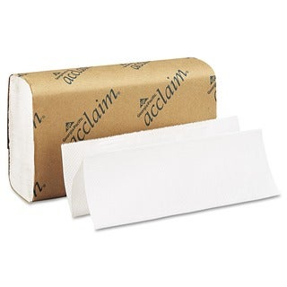 Georgia-Pacific Acclaim High-quality Embossed Paper Towels