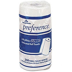 Georgia-Pacific Preference Perforated 2-ply Paper Towel Roll (12 Rolls/ Carton)