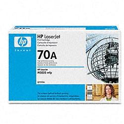 HP Laser Toner for HP LaserJet M5025 - Black