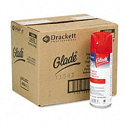 Glade Air Freshener - Super Fresh (12/Carton)