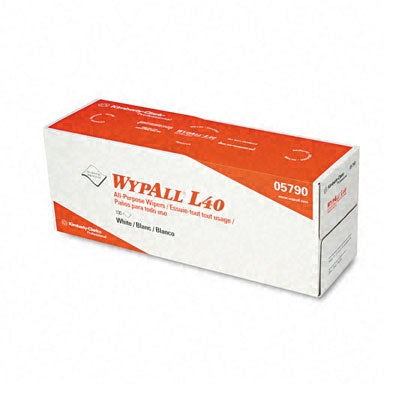 WypAll L40 Wipers in Pop-Up Box (Case of 9 Boxes)