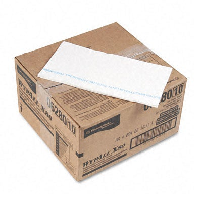 WypAll X80 Food Service Towels - 150/Carton