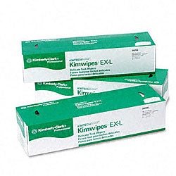 Kimwipes Ex-L Delicate Task Wipes (Case of 15 Boxes)