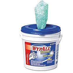 Wypall Waterless Hand Wipes - 75 per Bucket (6 Carton)
