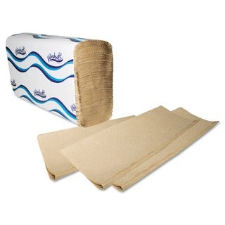 Embossed Multi-fold Paper Towels - 250/ Pack (16 Packs/ Carton)