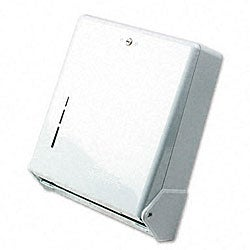 True Fold Metal Front Cabinet Towel Dispenser