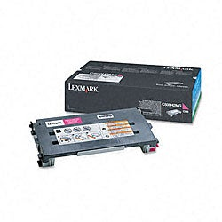 Lexmark Laser Toner Cartridge for Lexmark C500N - Magenta