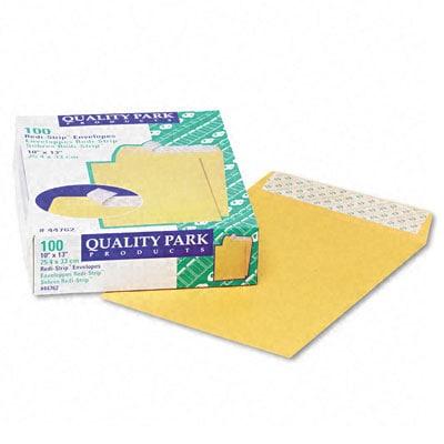 Redi-strip 10x13-inch Catalog Envelopes (Case of 100)