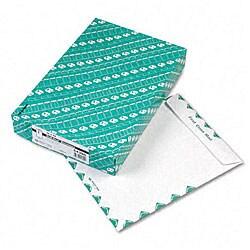 Redi-Seal White Catalog 1st Class Border Envelopes (Box of 100)