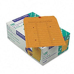 Quality Park Box-style String-tie Interoffice Envelopes (Box of 100)