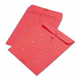 Interoffice Envelopes - Red (100/Carton)