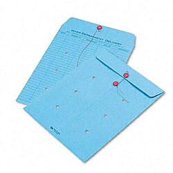 Interoffice Envelopes - Blue (100/Carton)