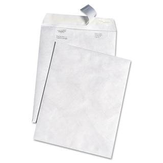 DuPont White Leather Tyvek Envelopes - 100 per Box