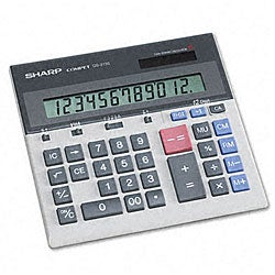 Sharp QS2130 Commercial Desktop Calculator