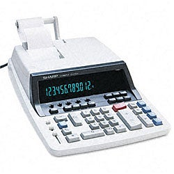 Sharp QS2760H 2-Color Commercial Ribbon Printing Calculator