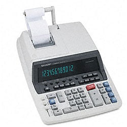 Sharp QS2770H 2-Color Commercial Printing Calculator