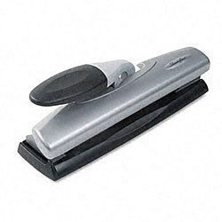 Swingline Light Touch Desktop 20-Sheet 2-3 Hole Punch