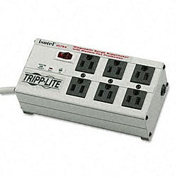 Isobar Isotel Ultra 6 Premium Surge Suppressor