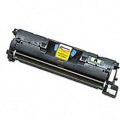 Yellow Laser Toner Cartridge for HP LaserJet 2550 (Remanufactured)
