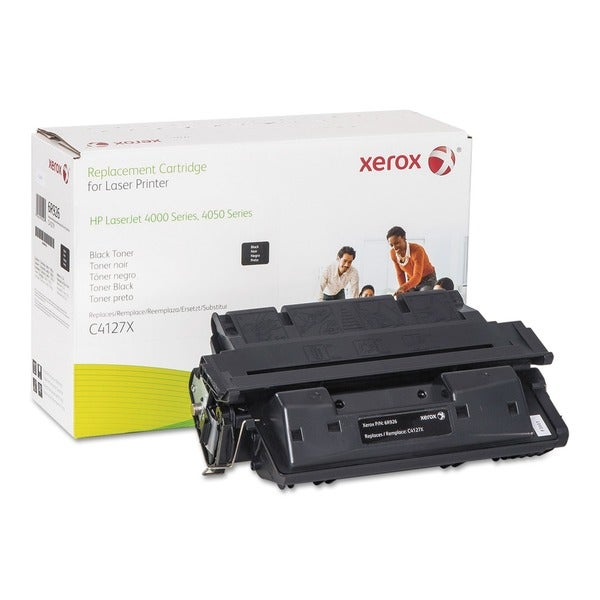 Xerox Black High-yield Toner Cartridge for HP LaserJet (Remanufactured)