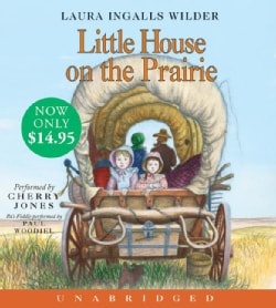 Little House On The Prairie (CD-Audio)