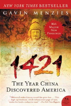 1421: The Year China Discovered America (Paperback)
