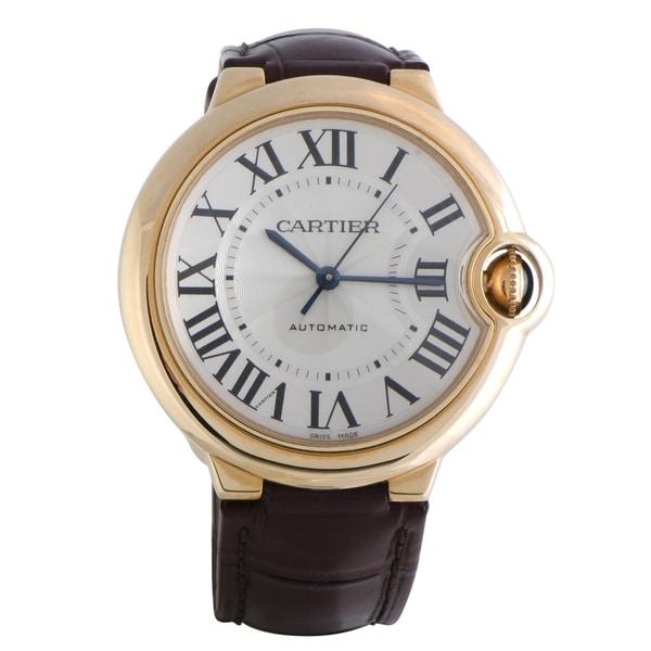 Cartier Ballon Bleu Medium Watch W6900456