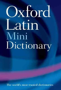 Oxford Latin Mini Dictionary (Paperback)