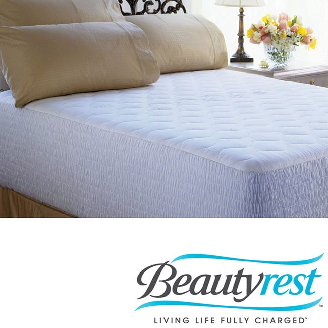Beautyrest Hotel Mattress Pad at Sears.com