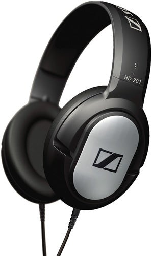 Sennheiser HD 201 Hi-Fi Headphones