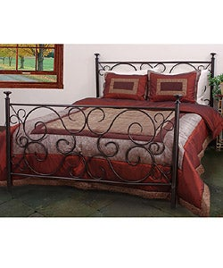 Rosette Twin-size Bed