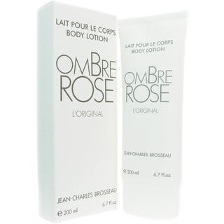 Ombre Rose 6.7-ounces Women's Body Lotion