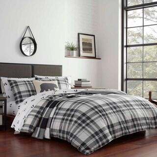 Eddie Bauer Coal Creek Plaid Comforter Set