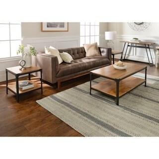 Carbon Loft Witten 3-piece Iron Table Set