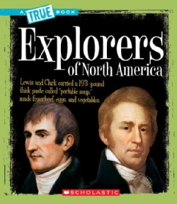 Explorers of North America (Paperback)