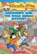 Geronimo and the Gold Medal Mystery (Paperback)