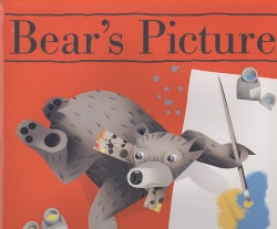 Bear's Picture (Hardcover)