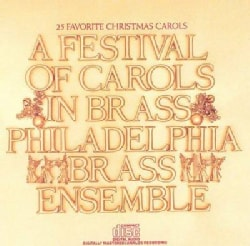Philadelphia Brass - Festival of Carols in Brass