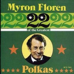 Myron Floren - 22 of the Greatest Polkas