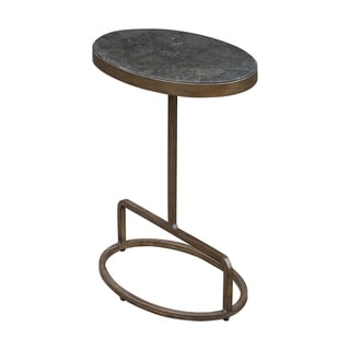 Uttermost Jessenia Stone Accent Table