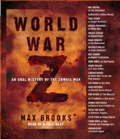 World War Z: An Oral History of the Zombie War (CD-Audio)